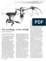 Dragon #83 - Ecology of the Stirge