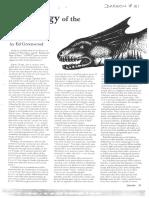 Dragon #81 - Ecology of the Basilisk