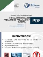 Diapositivas Normas Especificas en Inspecciones de SST