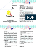 Juknis Lagapraga II Smanim -Fix