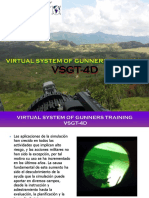 Vsgt-4d-Virtual System of Gunner Training