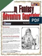 d20 Adamant Entertainment Random Fantasy Adventure Generator.pdf