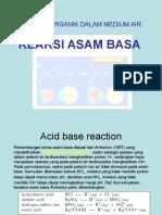 Reaksi Anorganik Dalam Medium Air 2