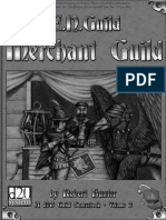 d20 E.N. Publishing E.N. Guild - Merchant Guild