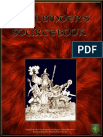 d20 Bloodstone Press Spellbinder's Sourcebook