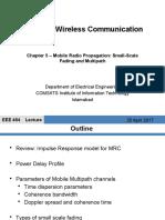 Mobile Radio Propagation-II (1)