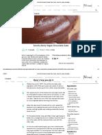 Smutty Nutty Vegan Chocolate Cake Recipe - dairy free, vegan, vegetarian.pdf