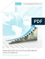 IAS Conversion Document Mar12