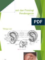 Anatomi Dan Fisiologi Pendengaran Iin