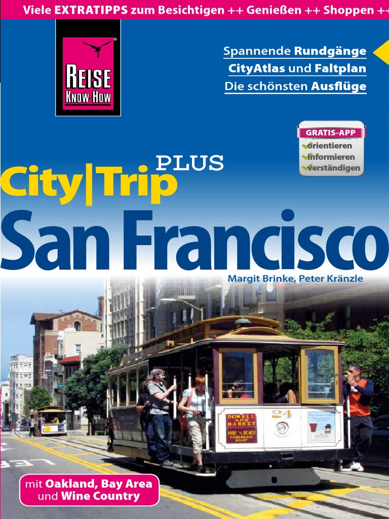 Reise Know How CityTrip San Francisco