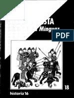 18 - Jose Maria Minguez - La Reconquista