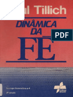 Dinâmica da Fé - Paul Tillich.pdf
