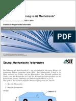 Mechatronik Vorl08 Uebung Aufgaben