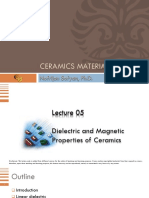 CM 05 Dielectric Magnetic