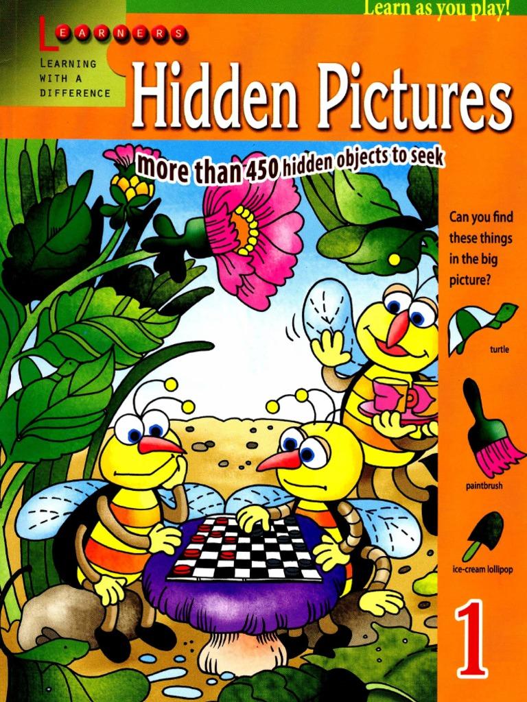 hidden pictures 1 pdf
