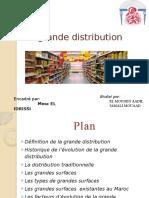 La Grande Distribution, Mme Idrissi
