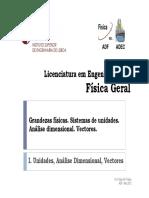 FG Slides Unidades Vectores