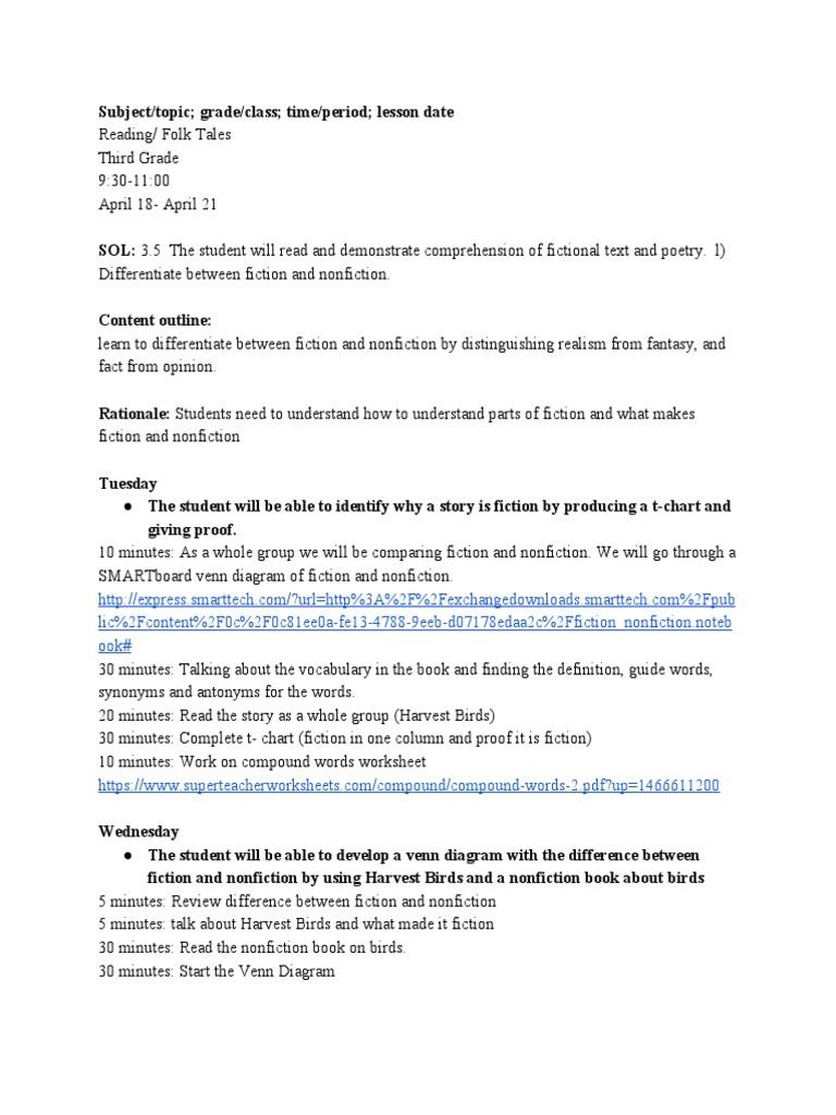 Readinglessonplan4 18 4 21 pooptronica Images