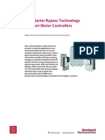 Soft Starter Bypass Technology in Smart Motor Controllers