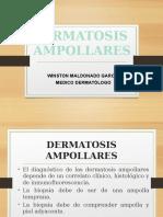 Medicina III - Dermatosis Apollares