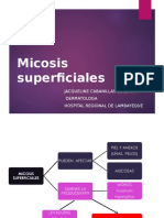Medicina III - Micosis Superficial