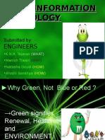 green it
