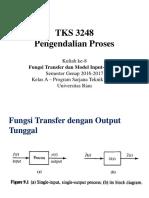 TKS 3248 Kuliah 8
