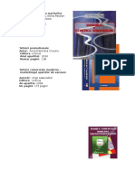 bibliografie dombrovschi