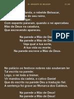 39 – BANQUETE  DE  BELSAZAR.ppt