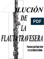 Trabajo Camara Flauta Travesera