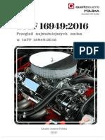 E-book Iatf 16949 2016- Przeglad Najwazniejszych Zmian w Iso Ts 16949 2009