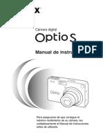 Manual PENTAX OPTIO S (Castellano)
