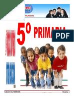 Examen Bimestral Geometria 5to de Primaria