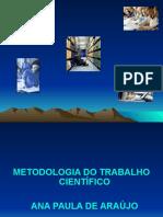 Fichamento - metodologia2