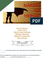 Narrativa Heroica