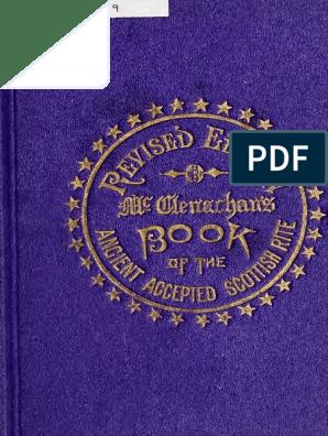 bookofancientacc00mcclrich pdf   Freemasonry   Masonic Lodge