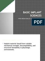 Basic Implant Sciences Add