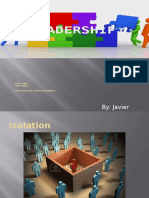 organizational leadership ppt