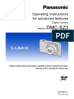 Panasonic Lumix, Userguide