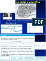 Tema Grafos Introduccion y Representacion Rutas