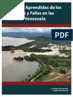 Lecciones Aprendidas de Los Incidentes y Fallas en Las Presas de Venezuela