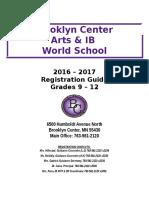 registration guide hs 2016-2017 revised
