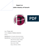 API Report