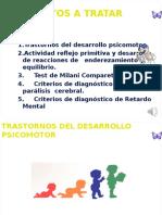Clase 2. Desarrollo Psicomotor