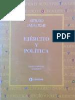 Ejército y Política - Arturo Jauretche