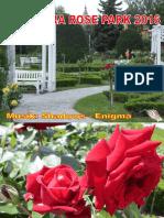Timisoara Rose Park 2016