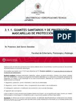 EPIs Y Productos Sanitarios