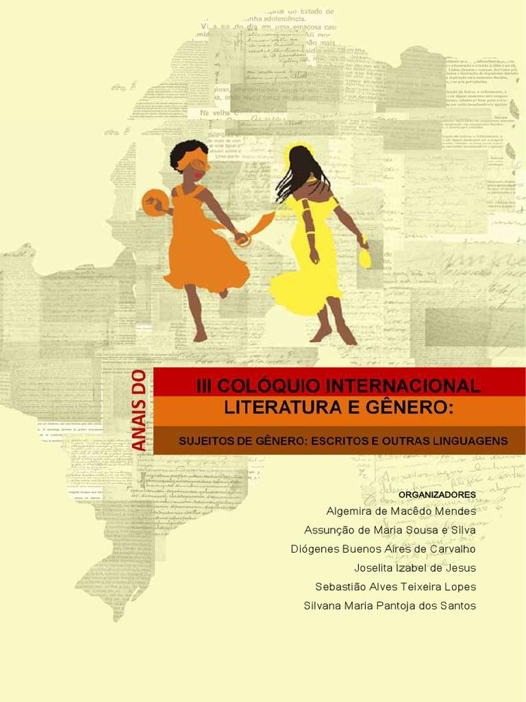 Amelinha Lilith sujeitos de g�nero - escritos e outras linguagens