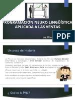 Programación neurolingüistica aplicada a las ventas