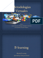 Metologías virtuales